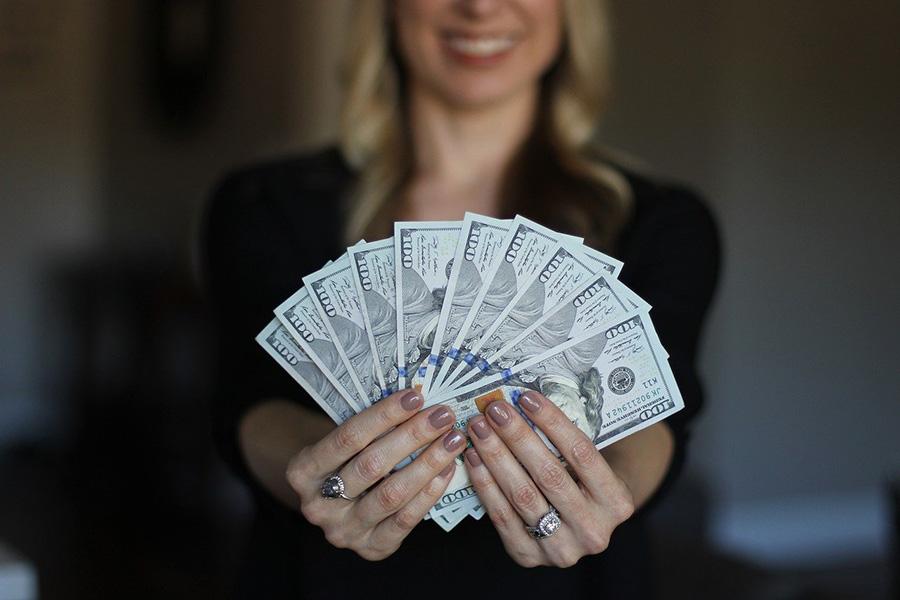 Riqueza, dinero