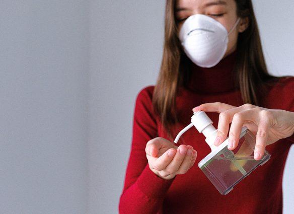 Higiene por coronavirus