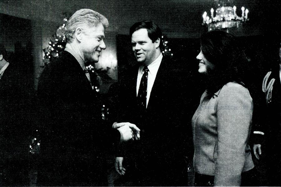 Bill Clinton Mónica Lewinsky