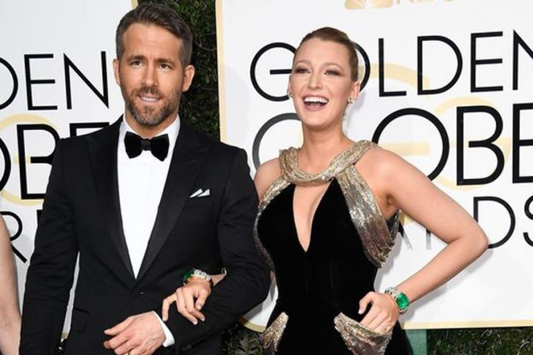 Ryan Reynolds y Blake Lively donan 200 mil dólares a la lucha contra el racismo