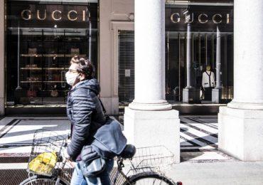 Gucci fabrica cubrebocas