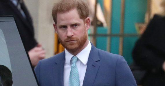 """El príncipe Harry se siente """"perdido"""" sin amigos ni trabajo en Los Ángeles"""