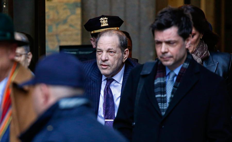 Harvey Weinstein prisión