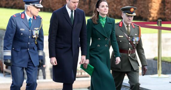 Duques de Cambridge Irlanda