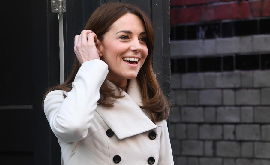 Kate Middleton abrigo