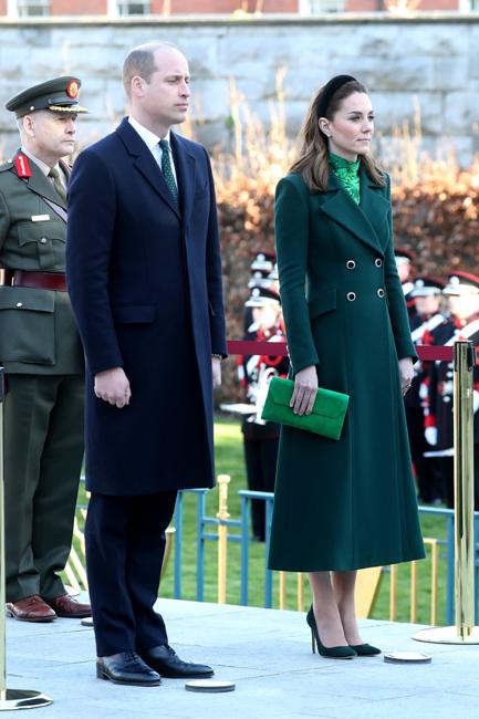 William y Kate Irlanda