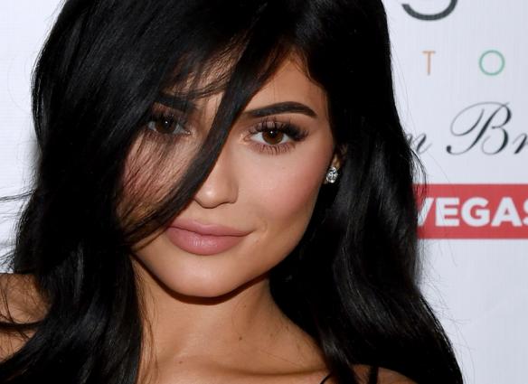Kylie Jenner pies deformes
