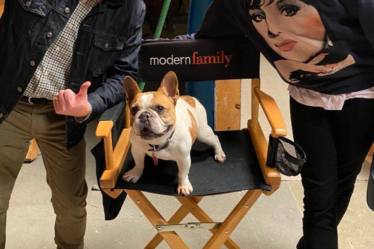 muere Stella modern family