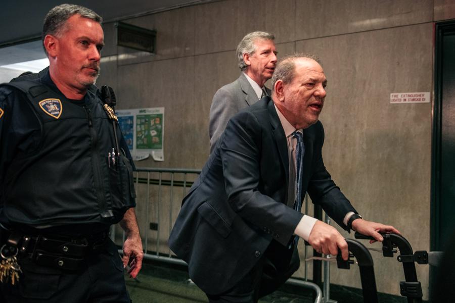 Weinstein hospital condena