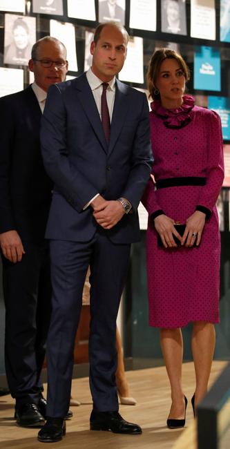 príncipe William Irlanda