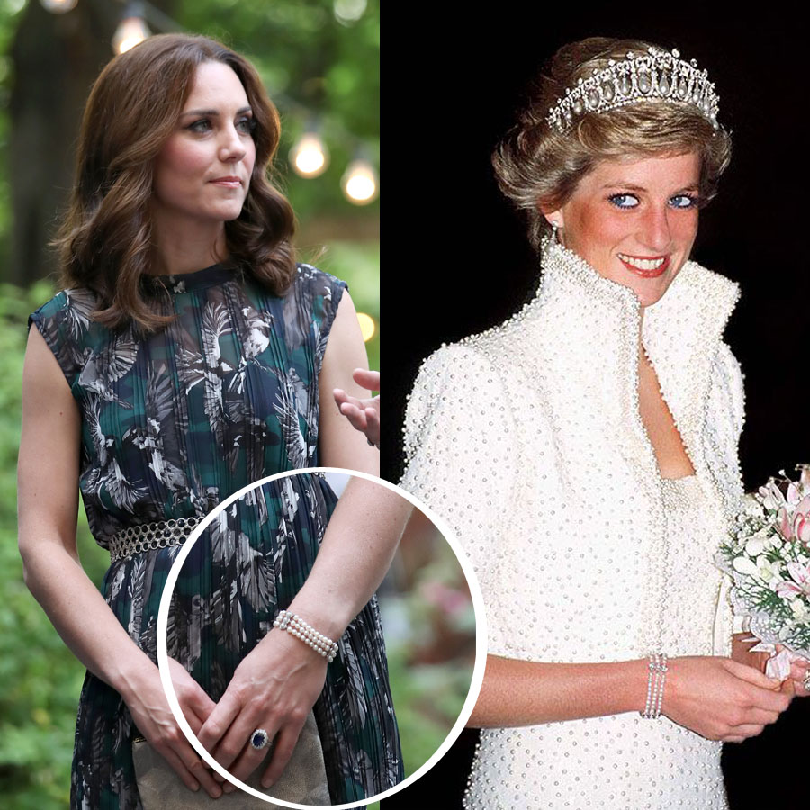 anillo compromiso Kate Middleton