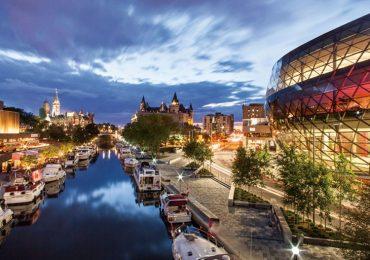 Ottawa no solo es la capital, sino una de las ciudades con más legado de Canadá. Foto: Destination Canada.