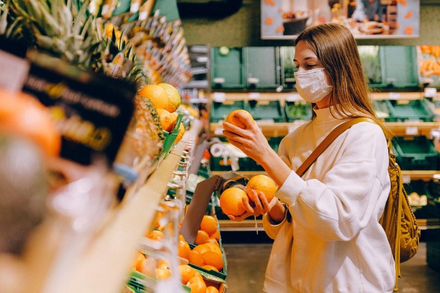 coronavirus productos súper