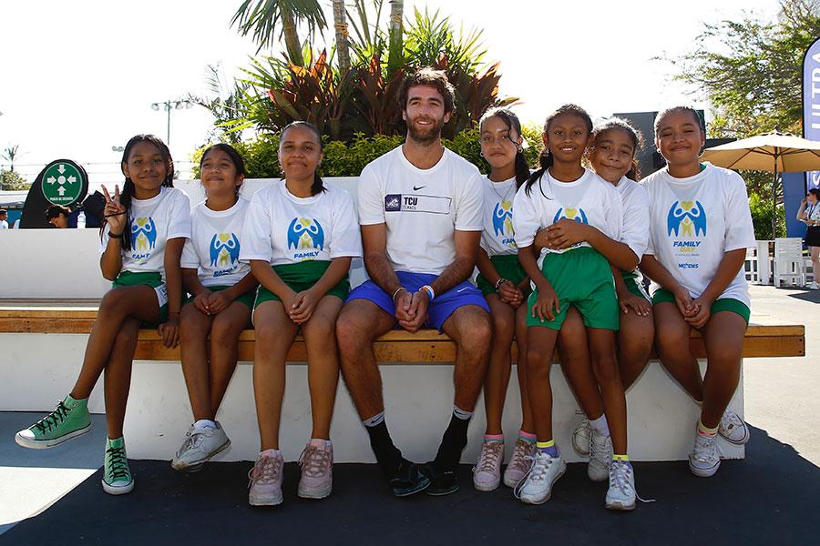 Abierto Mexicano de Tenis-Family Day