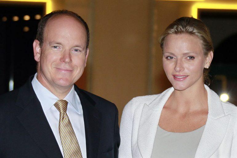 Príncipe Alberto de Mónaco y Charlene