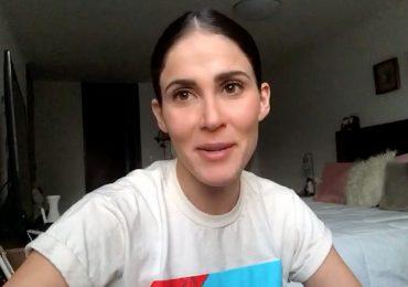 Celebridades en cuarentena-Eva Cedeño