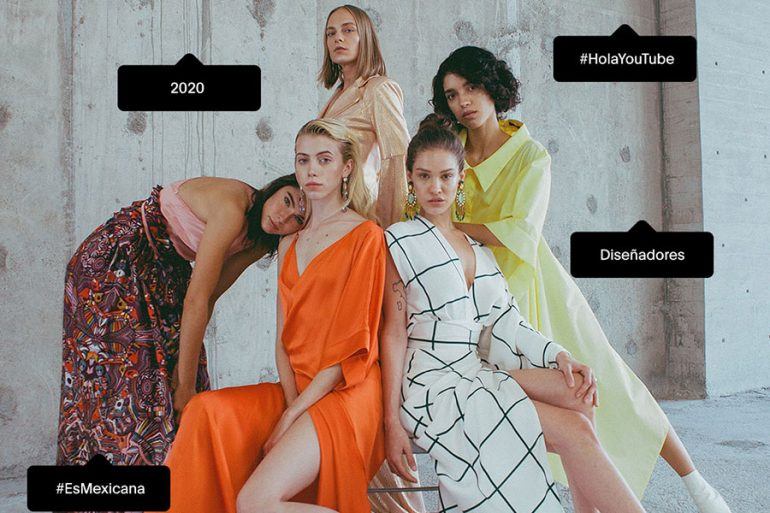 Mercedes Benz Fashion Week México se realizará a través de YouTube