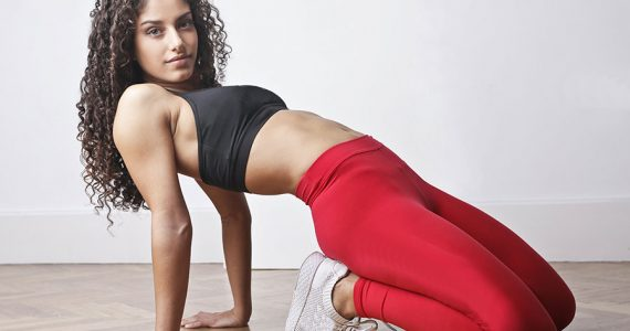 Mujer fitness