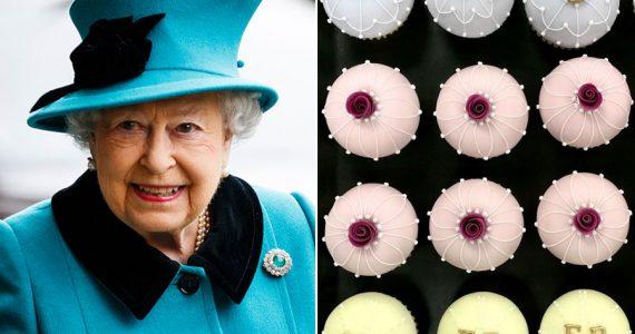 Reina Isabel y sus cupcakes
