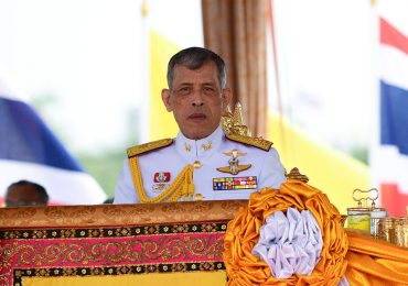Rey de Tailandia, Rama X, Maha Vajiralongkorn