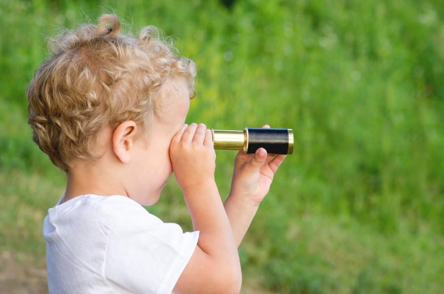búsqueda del tesoro actividades niños