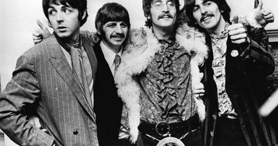 Beatles 50 añs separación