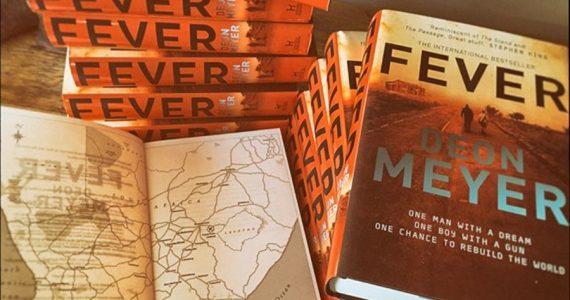 """""""Fever"""", el libro que predijo hace 4 años la pandemia del coronavirus"""