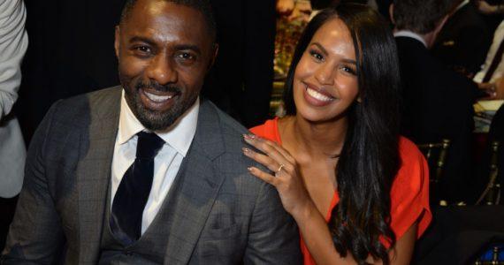 Idris Elba Londres
