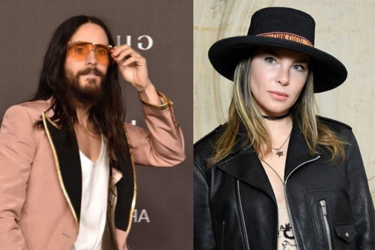 Belinda enamora a Jared Leto cantando 'La cucaracha'