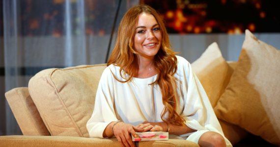 Lindsay Lohan regreso musical