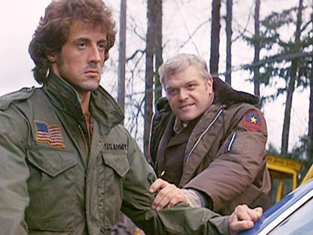 """Murió Brian Dennehy, el icónico villano de""""Rambo"""""""