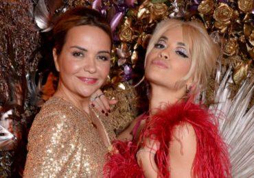 Rita Ora homenajea a su madre