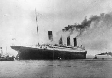 restos Titanic