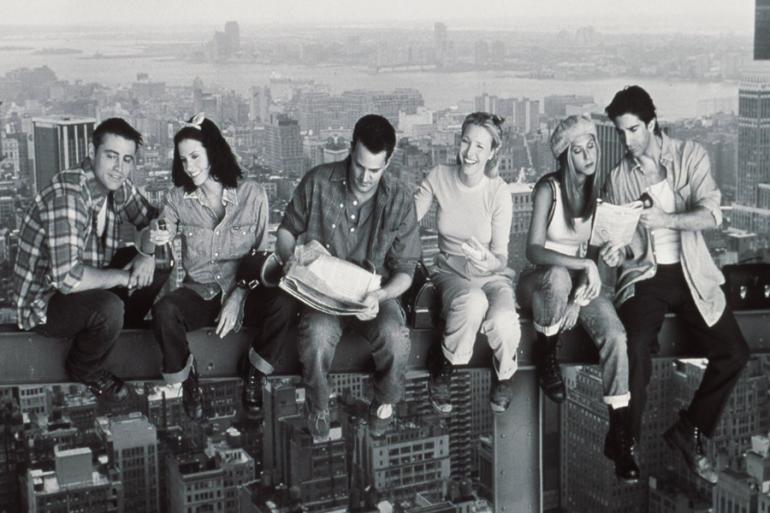 La serie Friends se aplaza debido al Coronavirus