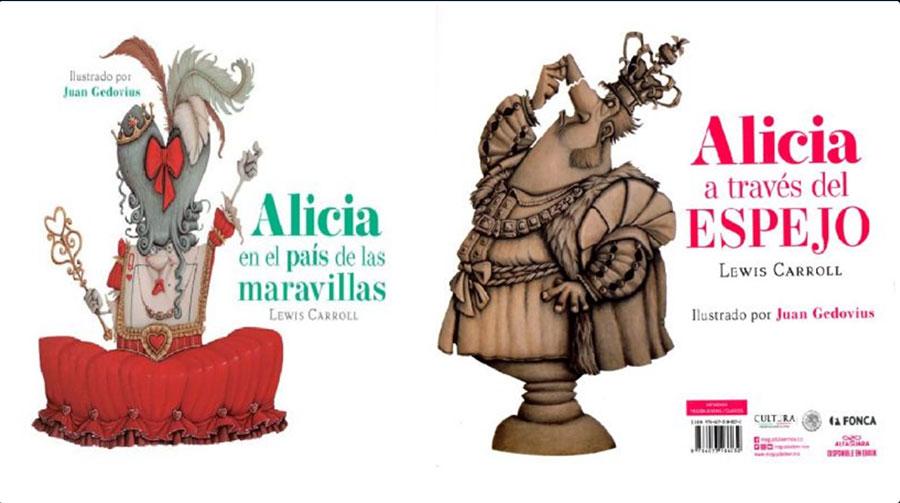 Libros de Alicia