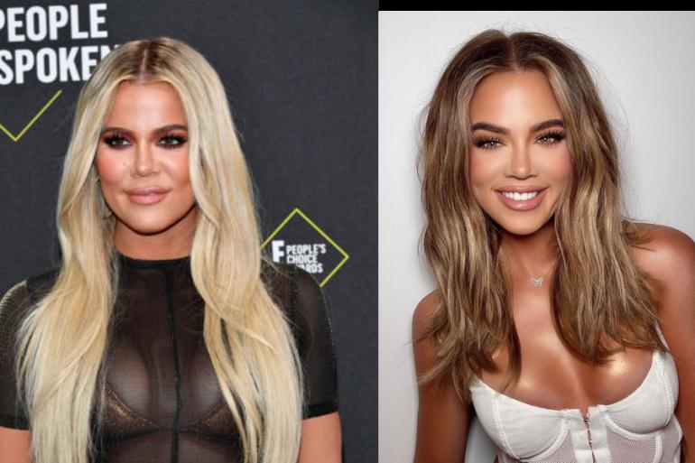 ¿Quién es esa chica? Khloé Kardashian sorprende con un cambio de look RADICAL
