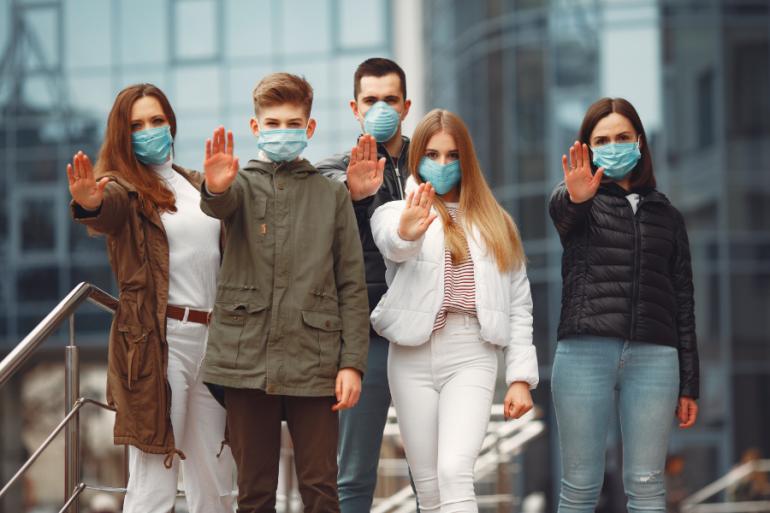 1 de cada 5 personas infectadas por coronavirus no tiene síntomas, revela estudio