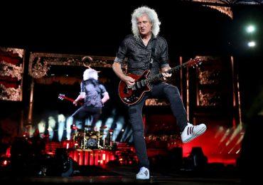 Brian May, guitarrista de Queen, revela que sufrió un infarto