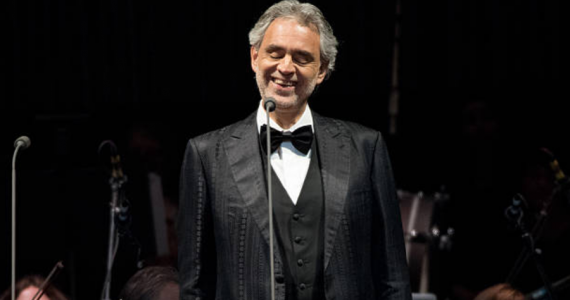 Andrea Bocelli confiesa que tuvo coronavirus