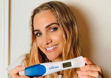 Ashlee Simpson está embarazada de su tercer bebé