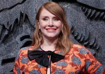 Bryce Dallas Howard se gradúa de la universidad