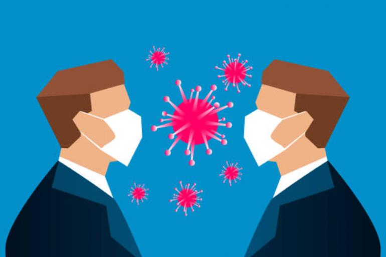 El coronavirus también se propaga a través del habla, alertan los expertos