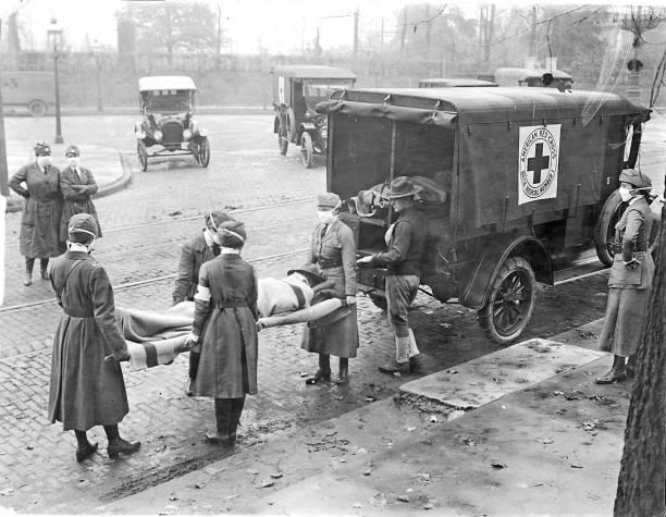 gripe 1918