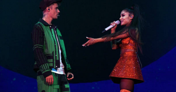 Justin Bieber y Ariana Grande anuncian una nueva colaboración musical