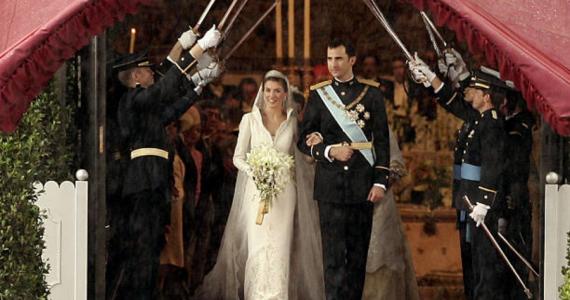 La inusual celebración por el 16vo aniversario de la reina Letizia y el rey Felipe