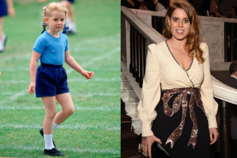 La princesa Beatriz revela lo difícil que fue crecer con dislexia