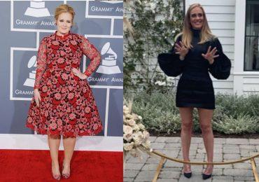 La sorprendente dieta sirtfood de Adele con la que perdió más de 68 kilos