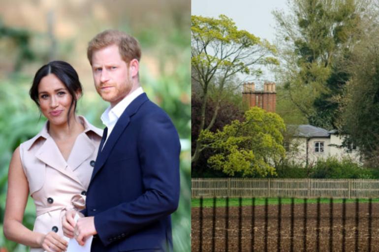 Los duques de Sussex han comenzado a pagar la 'renta' de Frogmore Cottage