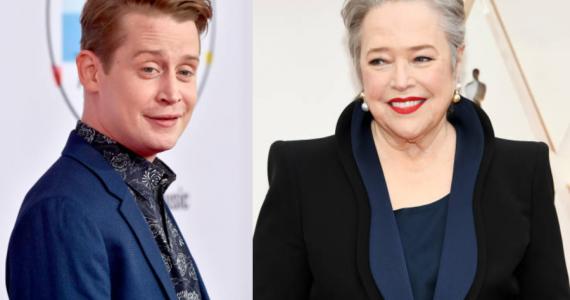 Macaulay Culkin protagonizará una escena de sexo con Kathy Bates