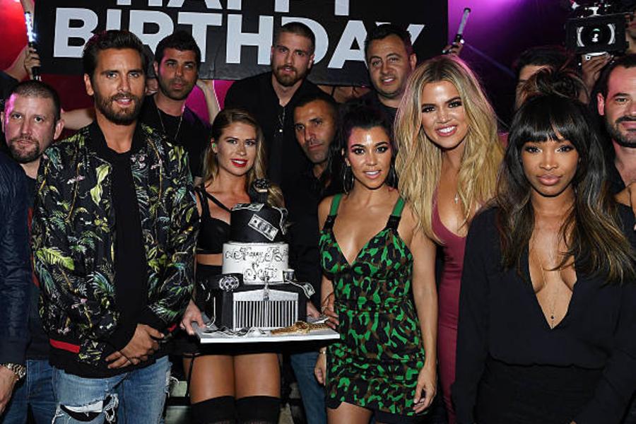 Scott Disick regresa a a la mansión Kardashian tras su ruptura con Sofia Richie
